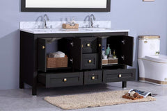 Legion Furniture Sink Vanity with Mirror, Without Faucet Bathroom Vanities WT7360-E