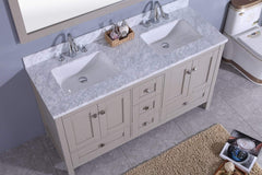 Legion Furniture Sink Vanity with Mirror, Without Faucet Bathroom Vanities WT7360-G