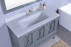 Legion Furniture Sink Vanity with Mirror, Without Faucet Bathroom Vanities WT7448-GG