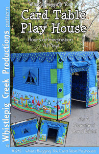 Card Table Play House