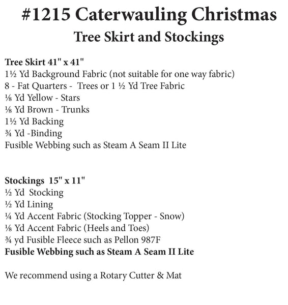 Caterwauling Christmas
