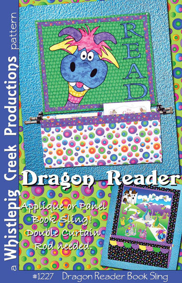 Dragon Reader - Book Sling