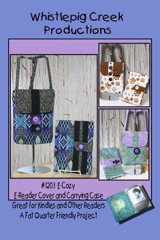 E-Cozy: E-Reader Cover & Carrying Case