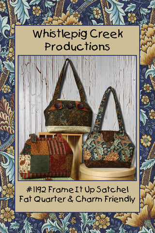 Frame It Up Satchel