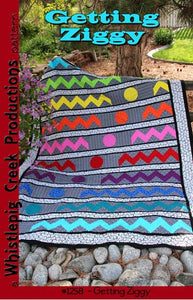 Getting Ziggy Quilt
