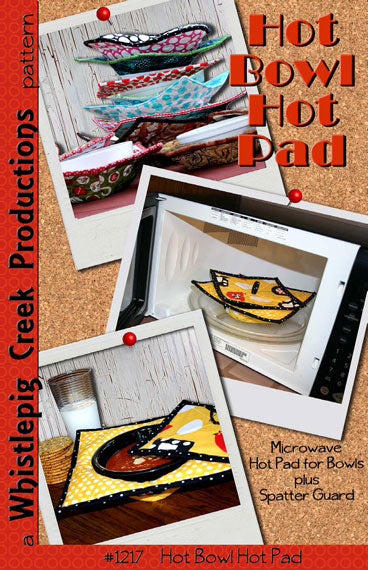 Hot Bowl Hot Pad