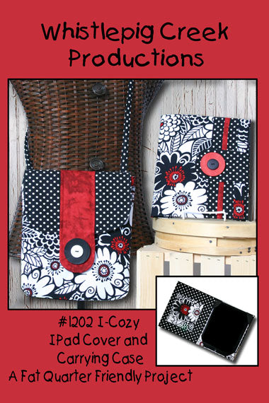 I-Cozy: IPad Cover and Carry Case