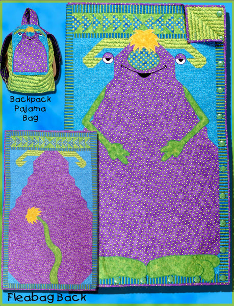 Monster Fleabag Sleeping Bag