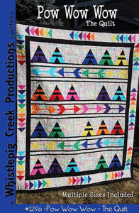 Pow Wow Wow Quilt