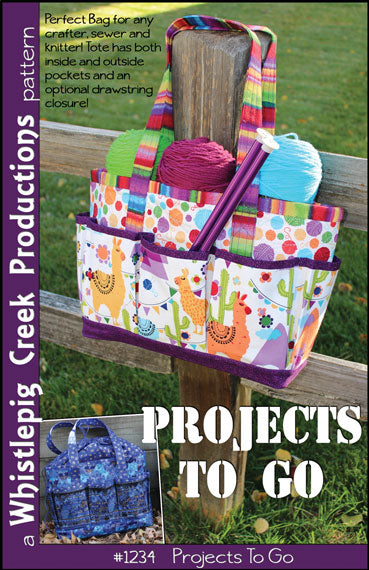 Projects to Go Tote