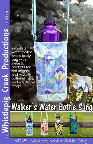 Walker's Water Bottle Sling