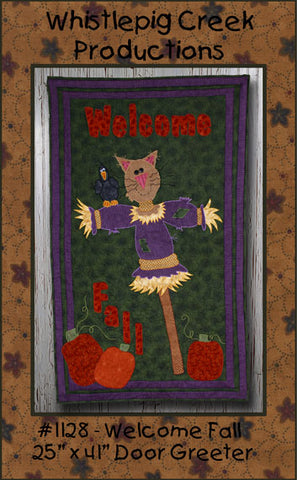 Welcome Fall Door Greeter