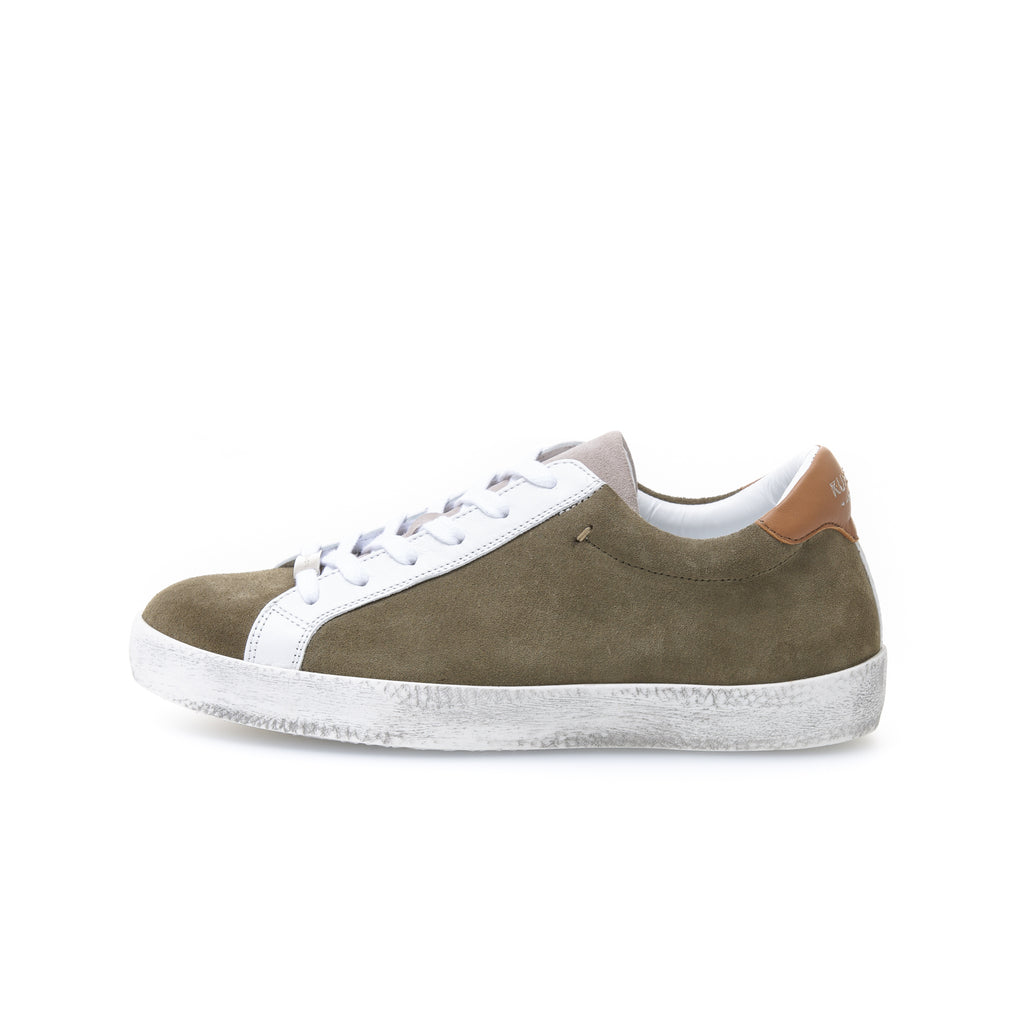 Kunoka Alex - galaxy safari green Sneaker khaki