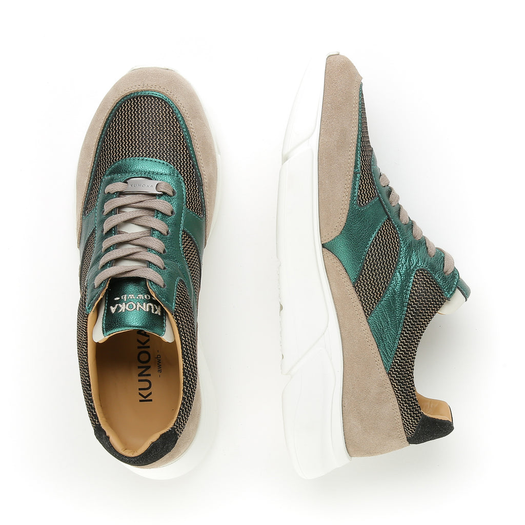 Ari - holographic green