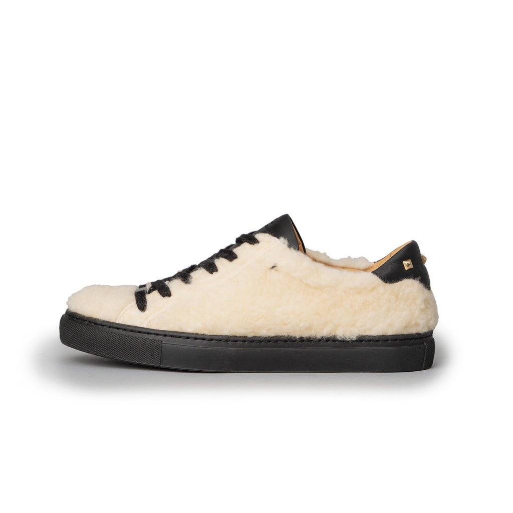 Kunoka Camille - molly reversed Sneaker white