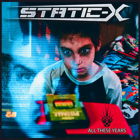 "Static-X Releases Official Music Video for Brand New Song ""All These Years,"" Featuring Vocals by Wayne Static!"