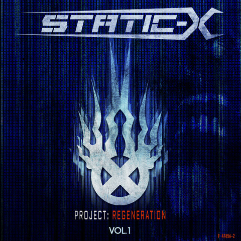"STATIC-X Releases Official Video & First Single ""HOLLOW"""