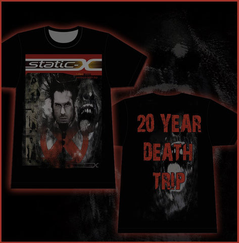 Static-X Merch