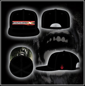 Static-X SnapBack Baseball Hats