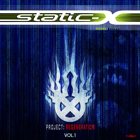 Project Regeneration Volume 1 Digital Download