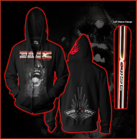 Wisconsin Death Trip Memorial Zip Up Hoodie