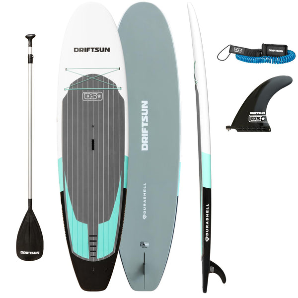 ed91fa9917 Driftsun Hard Stand Up Paddleboard - Durashell Ultra Durable ...