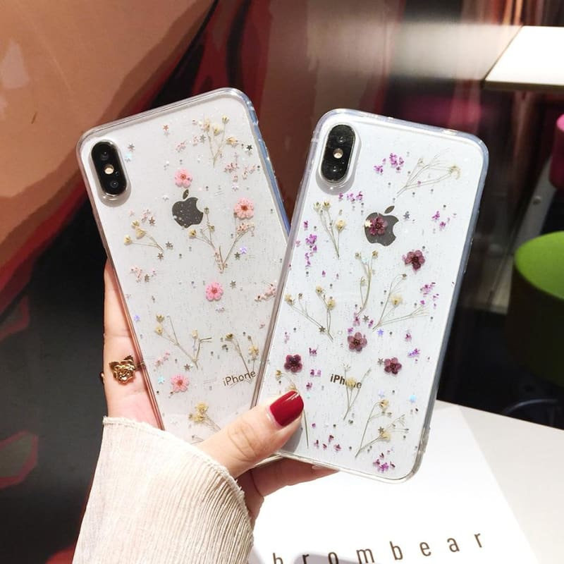 Dried Flowers Case