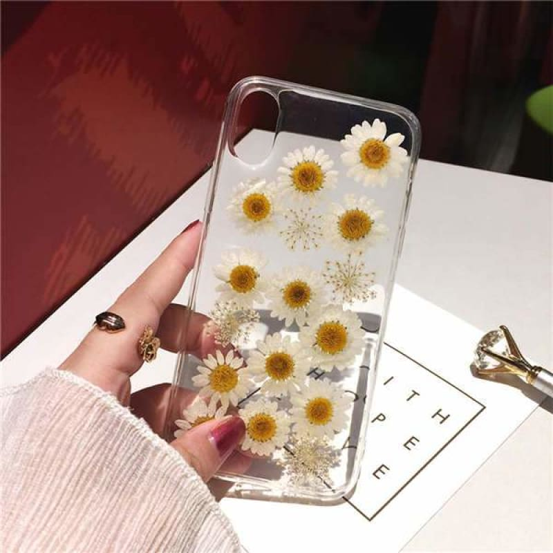 Dried Sunflower Case - Classic / iPhone X