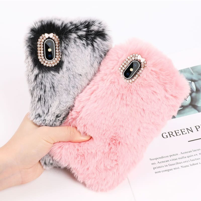 Faux Fur Case