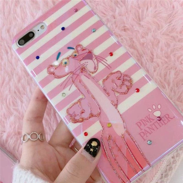 Pink Panther Case - Body / iPhone 6/6S