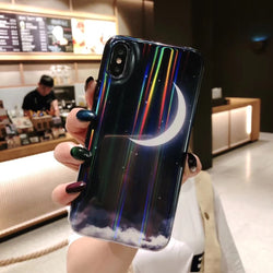 Shiny Space iPhone Case