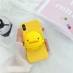 Squishy Duckling Case - iPhone6/6S