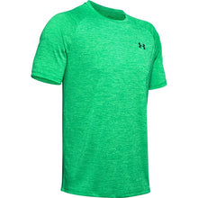 Load image into Gallery viewer, Under Armour Men's Tech 2.0 Short Sleeve Tee Shirt - Vapor Green (299)