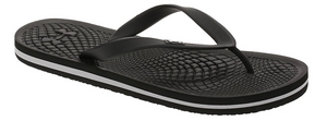 Under Armour Men's Atlantic Dune Flip Flops Sandals - Black/Grey
