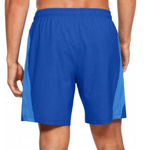"Under Armour Men's Launch SW 7"" Running Shorts - Blue"