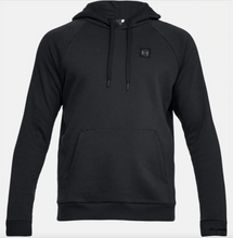 Load image into Gallery viewer, Under Armour Men's Rival Fleece Hoody - Black (001)