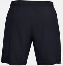 "Load image into Gallery viewer, Under Armour Men's Launch SW 7"" Shorts - Black (001)"
