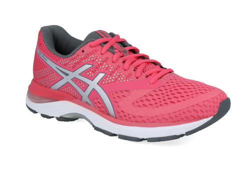 Asics Women's Gel-Pulse 10 Running Shoes - Pink Cameo/Silver