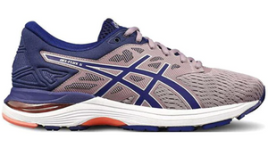 Asics Women's Gel-Flux 5 Running Shoes - Violet Blush/Dive Blue