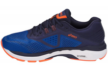 Load image into Gallery viewer, Asics Men's GT-2000 6 Running Shoes - Imperial/Indigo Blue/Shock Orange