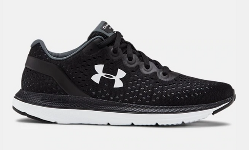 Under Armour Women's Charged Impluse Running Shoes- Black (002)