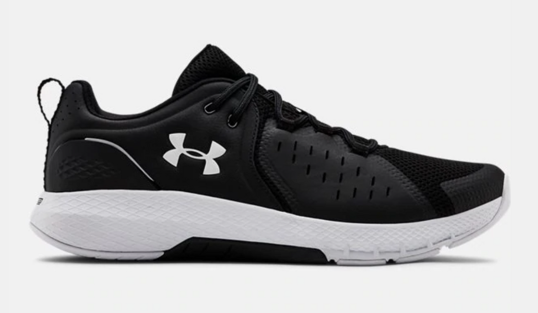 Under Armour Men's Charged Commit 2 Training Shoes - Black (001)