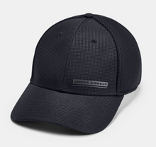 Load image into Gallery viewer, Under Armour Men's Train Spacer Mesh Cap - Black (001)