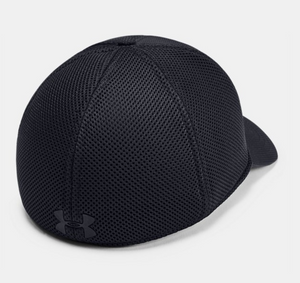 Under Armour Men's Train Spacer Mesh Cap - Black (001)