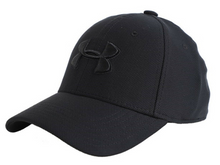 Load image into Gallery viewer, Under Armour Men's Blitzing 3.0 Cap - Black (002)