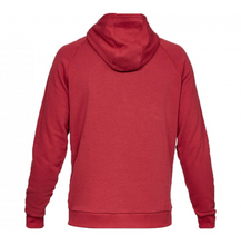 Load image into Gallery viewer, Under Armour Men's Rival Fleece Hoody - Aruba Red (651)