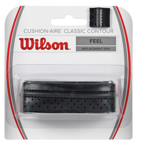 Wilson Cushion-Aire Classic Contour Replacement Grip - Black