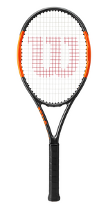 Wilson Burn 95 Countervail Tennis Racket - Unstrung, frame only