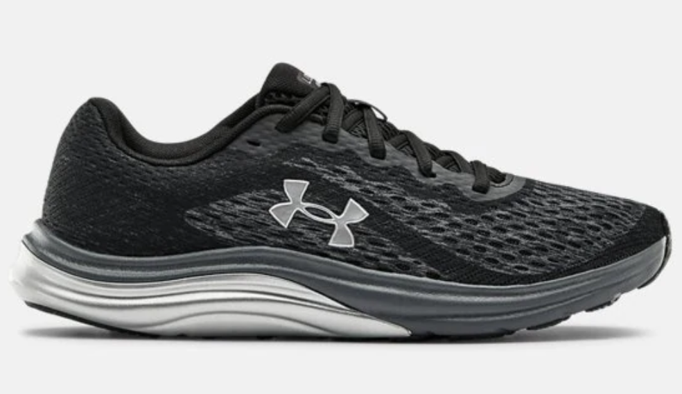 Under Armour Men's Liquify Rebel Running Shoes - Black (001)
