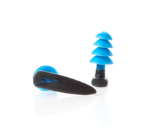 Load image into Gallery viewer, Speedo Biofuse Aquatic Earplug - Grey/Blue